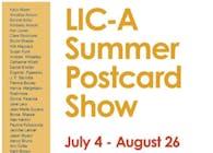 2018 - LIC-A Summer Postcard Show