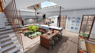 FLOATING PLANES - residential design