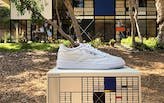 Eames Office and Reebok collaborate to create shoe inspired by Eames House