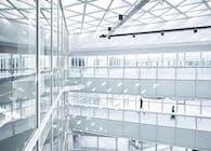 The blurring of interior and exterior boundaries ——Shanghai Baoye Centre Interior Design