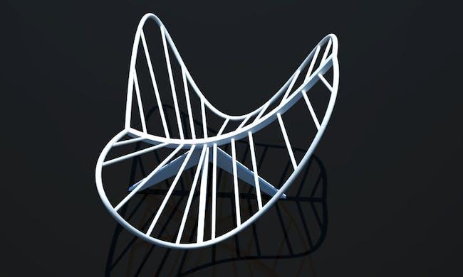 CATIA Leaf Chair - Kimberly V.K.H. Nguyen