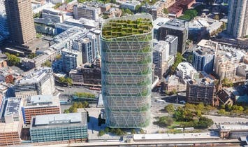 """SHoP Architects to create world's tallest """"hybrid timber"""" tower in Sydney"""
