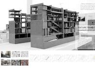 TEXTURE TRANSITION_ARCHITECT CENTER DESIGN