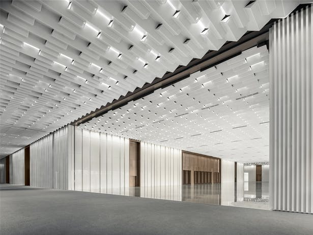 Xi'an Silk Road International Conference Center_Yang Bangsheng & Associates Group