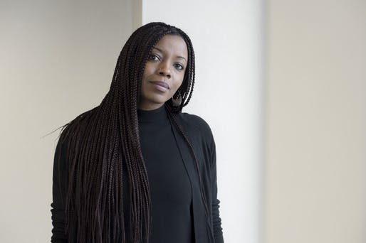 Architect Mariam Kamara. Photo: Tina Ruisinger/Rolex Arts Initiative.
