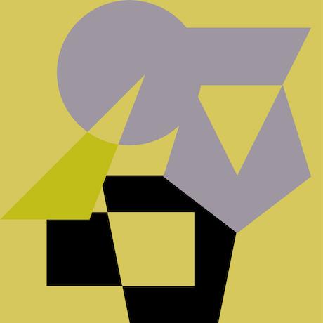 abstract digital art - the hummingbird in flight