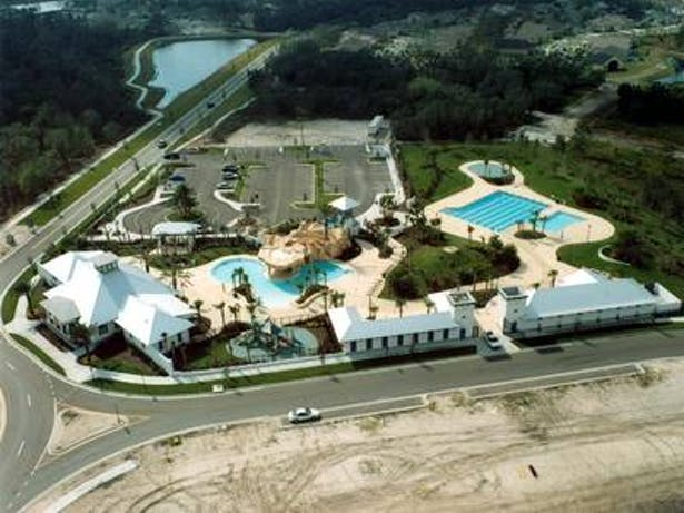 Aquatic Park Aerial View