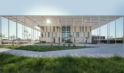 The new U.S. Consulate General Matamoros announced as a winner of The Chicago Athenaeum's 2021 International Architecture Award