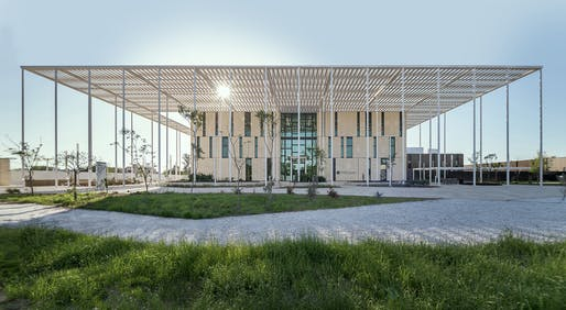 The U.S. Consulate General Matamoros. All images: Richärd Kennedy Architects