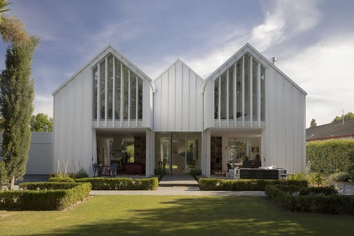 Housing - Fendalton Road House, Christchurch by Patterson Associates