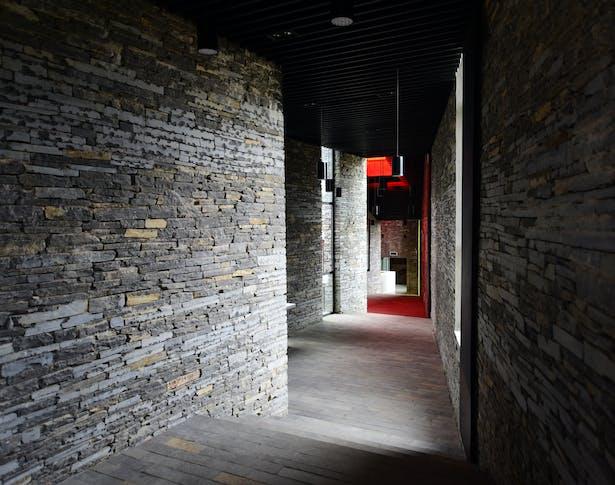 Corridor Detail Credits: West-line Studio