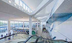Another look at HOK's new La Guardia Airport terminal