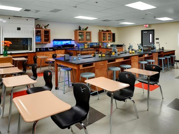 Moderized Science Lab