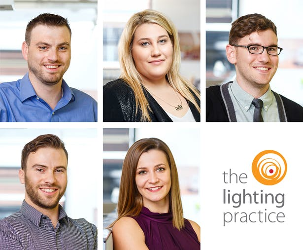 The Lighting Practice is proud to announce the five promotions of our designers to Lighting Designer II.