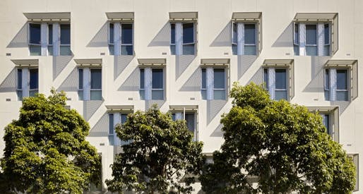 Trump's 2017 tax cut has gutted funding for low-income housing projects. Pictured: David Baker Architect's Richardson Apartments in San Francisco.Image courtesy of Matthew Millman.