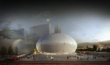 Robots will be in charge of the design, manufacturing, and construction of the upcoming Seoul Robot Science Museum