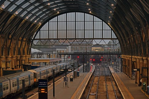 Here's your chance to reimagine Britain's railway stations. See below for details. Photo: Owls1867/Pixabay.
