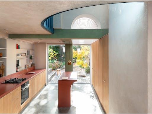 THE HOUSE RECAST, STUDIO BEN ALLEN. Image courtesy of