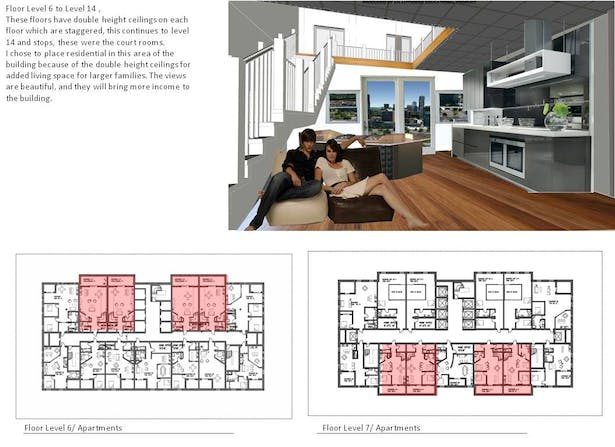 Apartments- AutoCAD