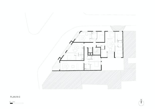 +3 Floor Plan