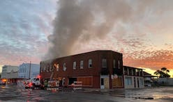 Fire severely damages Donald Judd's Architecture Office in Marfa