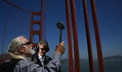 Golden Gate Bridge sounds inspire musical works