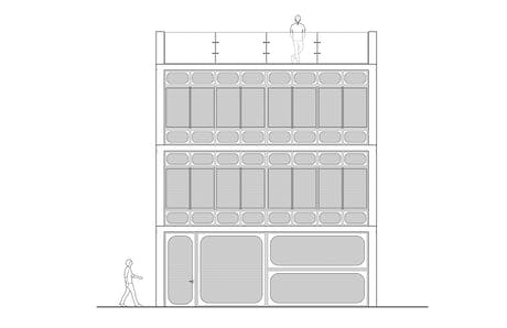 Visual Study - Drop House