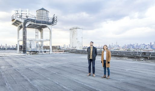 'It's Not Corporate Architecture!' Insist David Bench and Jonathan Chesley, the Duo Behind the NYC-based INC_A