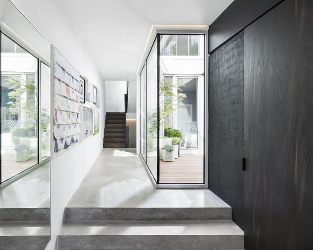 Holy Cross House | T B A | Archinect