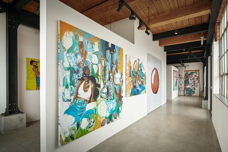 Gallery 90220. © Gensler-Ryan Gobuty