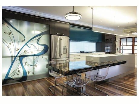 Kitchen Remodel - Manhattan Beach, Rendering
