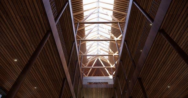 Atrium Ceiling View