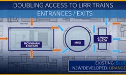 Cuomo reveals new LIRR entrance and public plaza at Penn Station