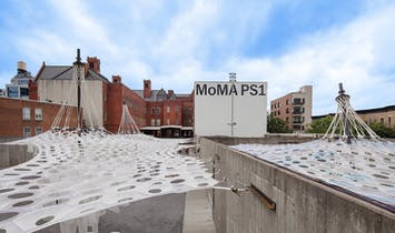 Finalists announced for 2019 MoMA/PS1 Young Architects Program