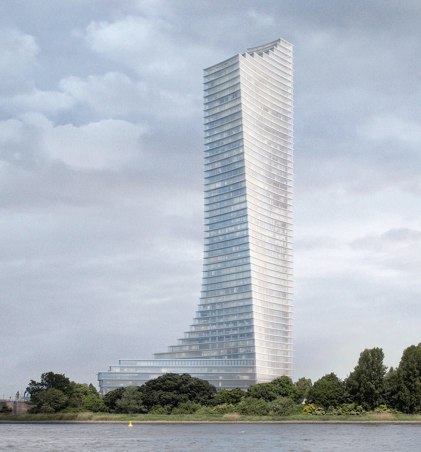 Prime Auto Group >> David Chipperfield wins Elbtower competition in Hamburg ...