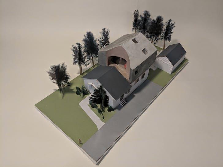 House on House model.