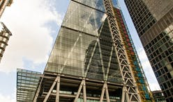 The Cheesegrater – a tower of no small ambition