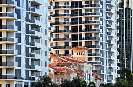 Florida once again topped the list of foreign residenital real estate investment in the U.S.