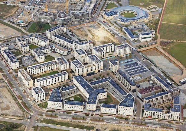 Image copyright by University of Cambridge – North West Cambridge Development
