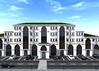 Tourestic complex Rahmani