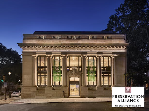 The Lighting Practice is delighted to announce that the Preservation Alliance for Greater Philadelphia will honor the Linode headquarters with a 2019 Grand Jury Award.