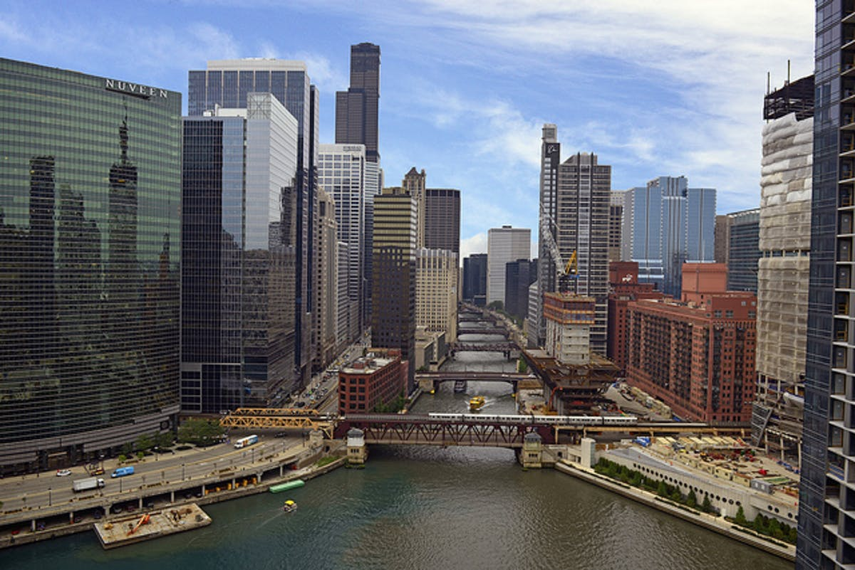 11 Chicago-based architecture job opportunities from Archinect Jobs