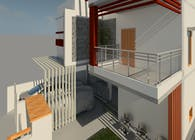 5BHK luxury residence at Nagercoil