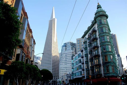 San Francisco. Image courtesy of AIASF