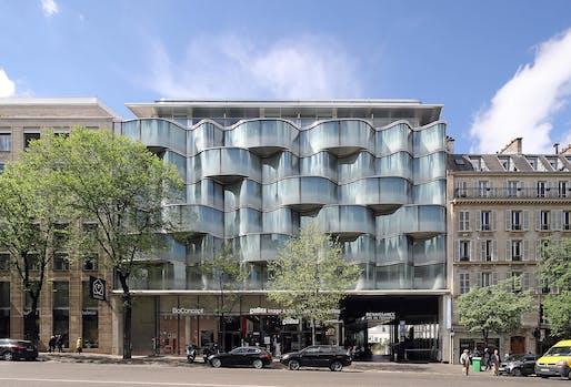 Hotel Renaissance Arc de Triomphe, Paris, 2009