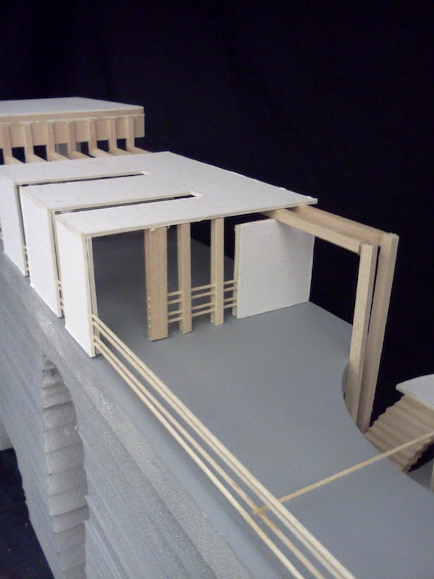 Sectional Model