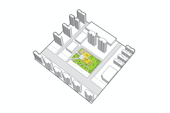Concept diagram (Image: HAO / Holm Architecture Office)