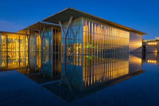 The Modern Art Museum of Fort Worth by Tadao Ando Image © Alamy
