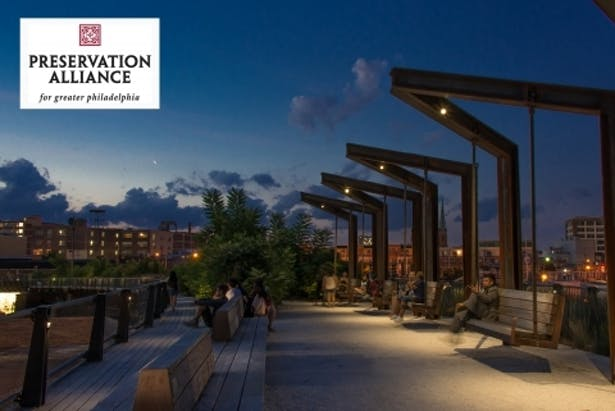 The Rail Park to Receive a Preservation Alliance Grand Jury Award