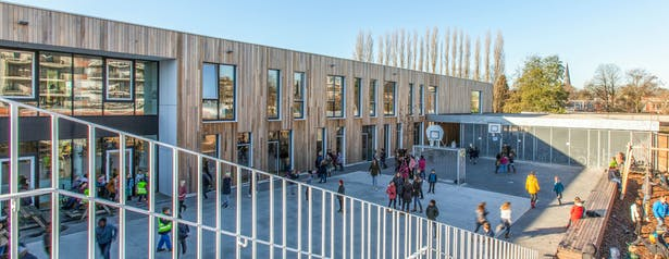 Park School by Binst Architects. © Binst Architects